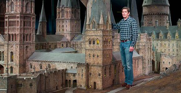 Hogwarts Castle Model Geekimperative