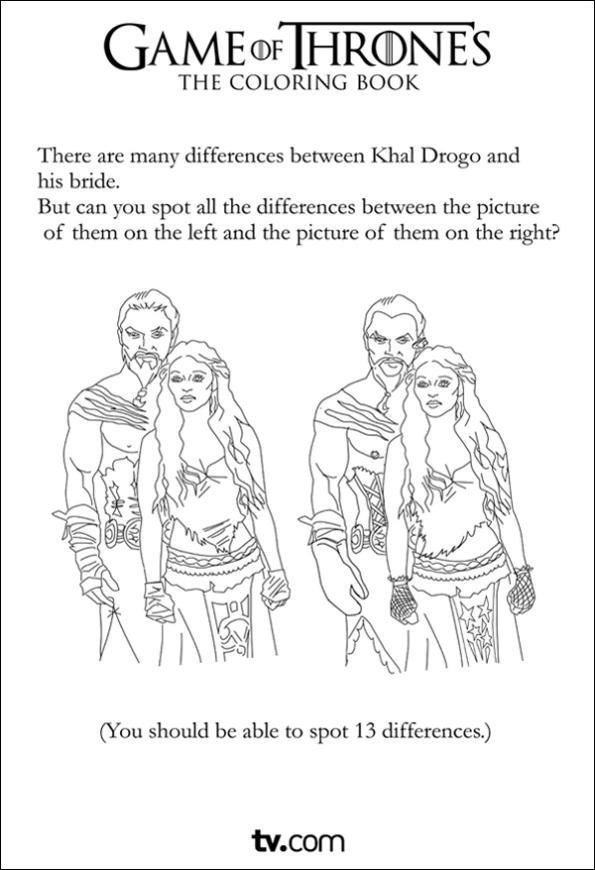 of thrones coloring book geekimperative